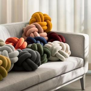 Kudde knot - Presenttips inredning