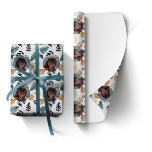 Personliga presenter - Presentpapper med eget foto