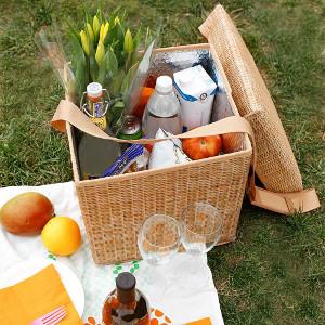 Picknickkorg - Smarta presenter till sommaren 300 kr