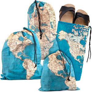 Resepåsar - Presenttips till den som ska ut på resa