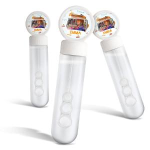 Roliga såpbubblor - Perfekt till barnkalas Present till 4-7 åring