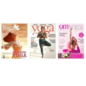 Tidning om yoga - Meditationspresent