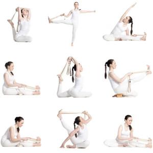 Yogabälte - Presenttips till henne eller honom som håller på med yoga