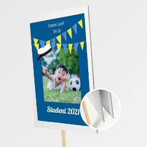 lyxigt studentplakat