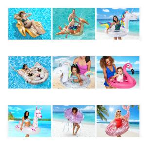 Badmadrasser - Present till strand & semester