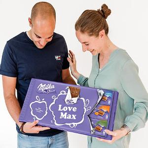 Choklad - Lyxigt presentbud att skicka direkt