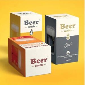 Doftljus öl - Rolig present under 200 kr
