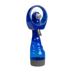 Fläkt med sprayflaska - Present som svalkar skönt
