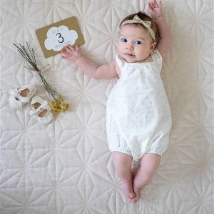 Fotokort - Rolig baby shower present