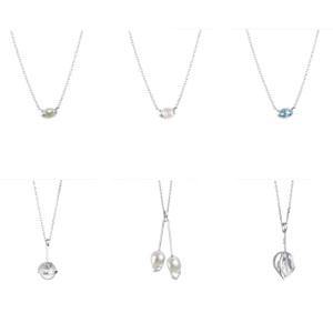 Halsband med ädelstenar - Presenttips på smycken