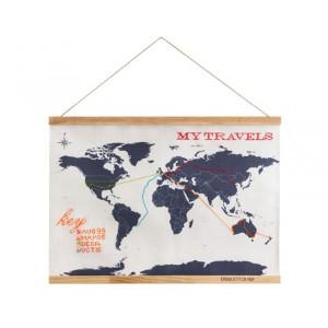 Korsstygnskarta - Presenttips karta