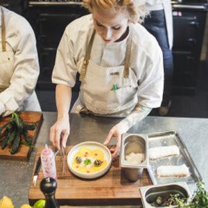 Matlagningskurs - Bra upplevelse att ge i present2021