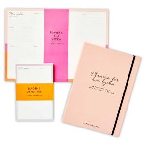 Planera för din lycka - Bok presenter