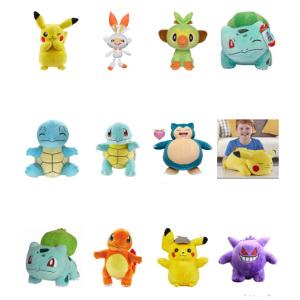 Pokemon gosedjur - Bra present till barn som älskar Pokémon