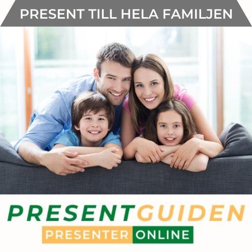 Present till familj