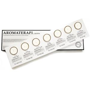Veckokollektion aromaterapi - Presenttips doftljus 1