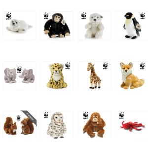 WWF present - Mjuka gosedjur