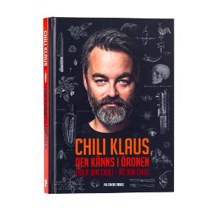 Chili Klaus - Det känns i öronen - Bok om chili