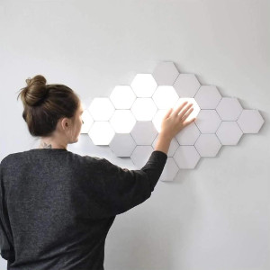 Hexagon väggbelysning - Presenttips