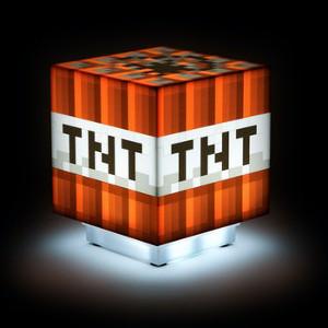 Minecraft lampa TNT - Mysig present till barn