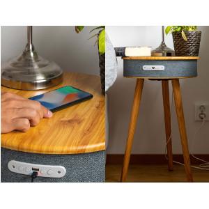 Bord med trådlös laddning - Lyxiga presenter