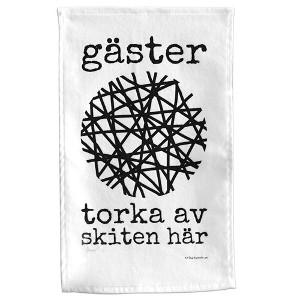 Gästhandduk - Roliga presenter under 100 kr