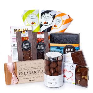 Presentförpackningar godis - Presentbud